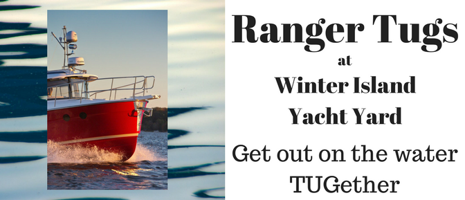 Ranger Tugs at WInter Island Yacht Yard