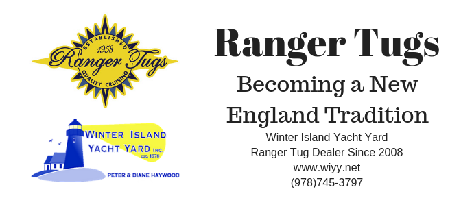 Ranger Tugs New England Dealer Winter Island Yacht Yard